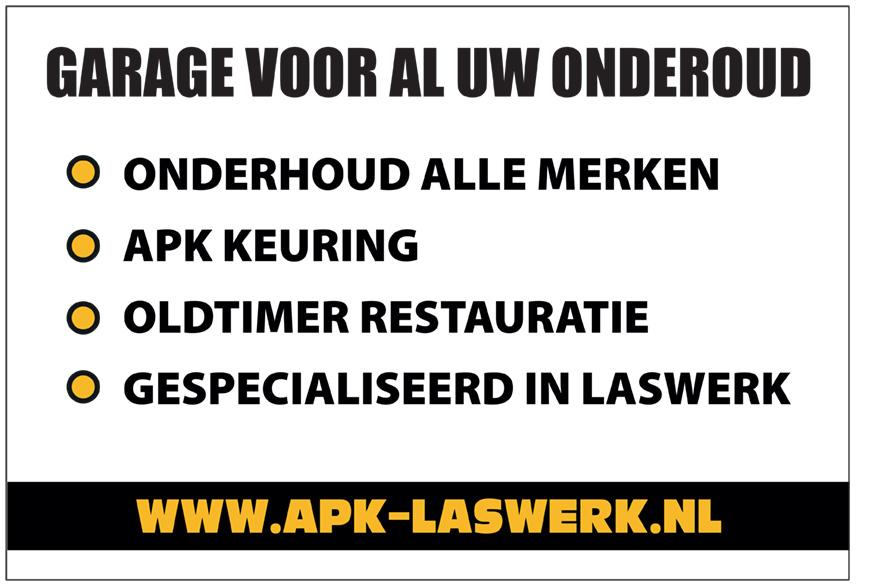 APK-laswerk